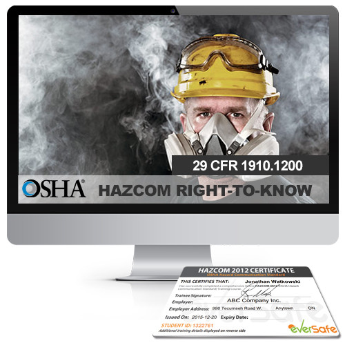 HAZCOM Training Online