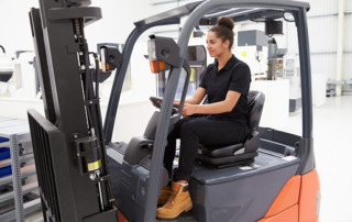 Forklift Training SPANISH