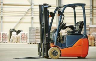 Forklift Operator Certification Training