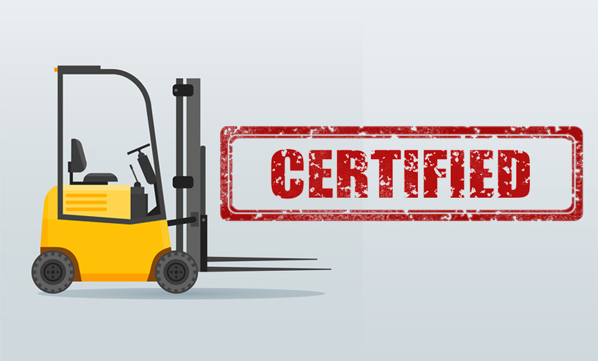 Forklift Certification Test - Finding the Right One and Passing it ...