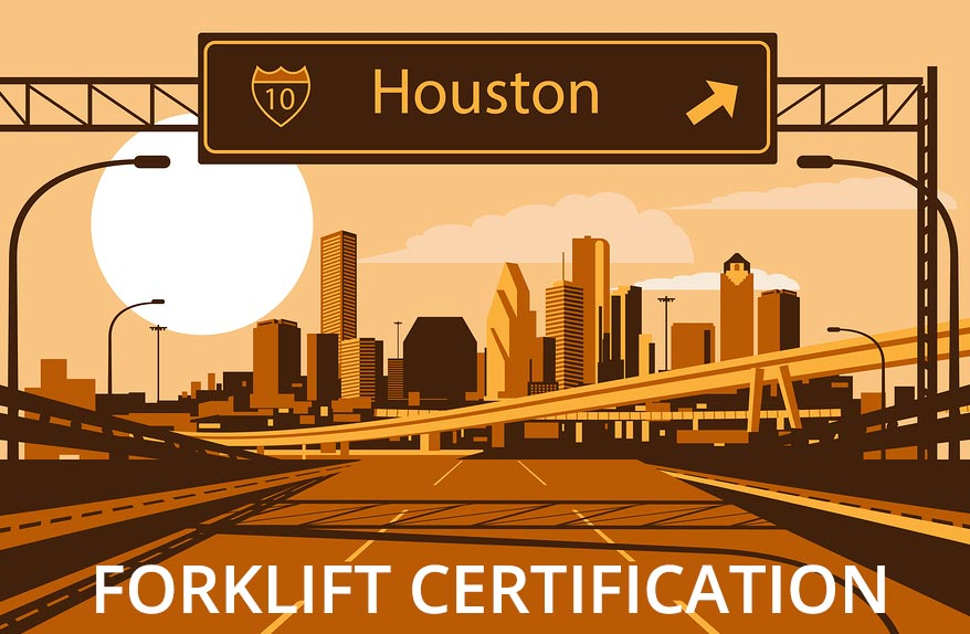 forklift certification in houston - pursuing a forklift operator ...