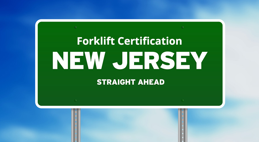 Forklift Certification in New Jersey