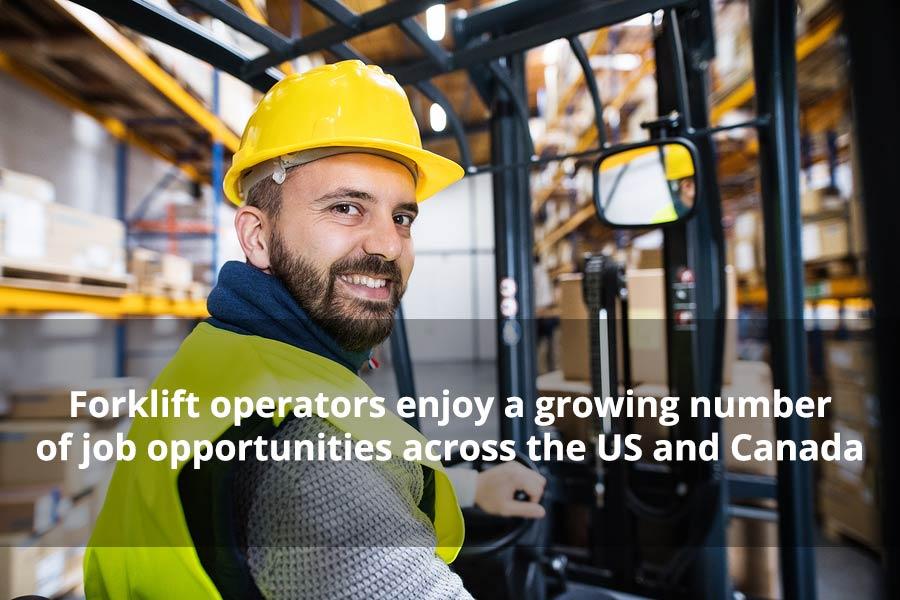 Forklift Operator Certification Opportunities
