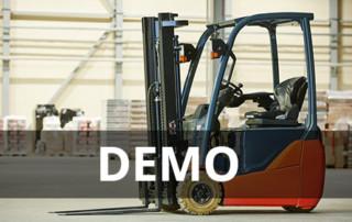 Forklift Operator Training Demo