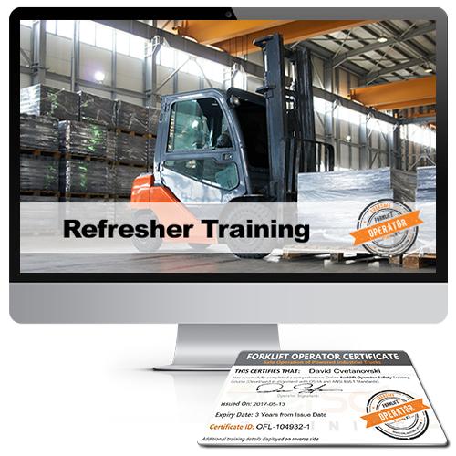 Forklift Operator Refresher Training Program