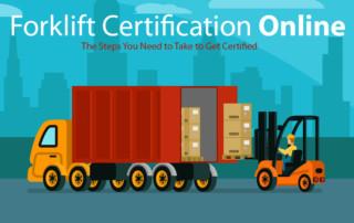 Forklift Certification Online