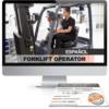 Forklift Operator Online Training Program (SPANISH)